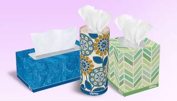 Kleenex Tissue Printable Coupon