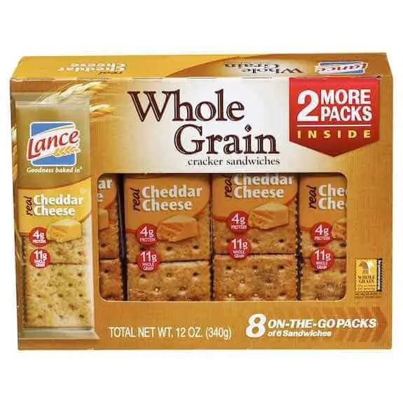 Lance Cracker Sandwiches 8ct Printable Coupon