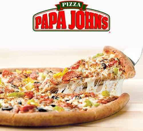 Papa Johns Pizza Printable Coupon