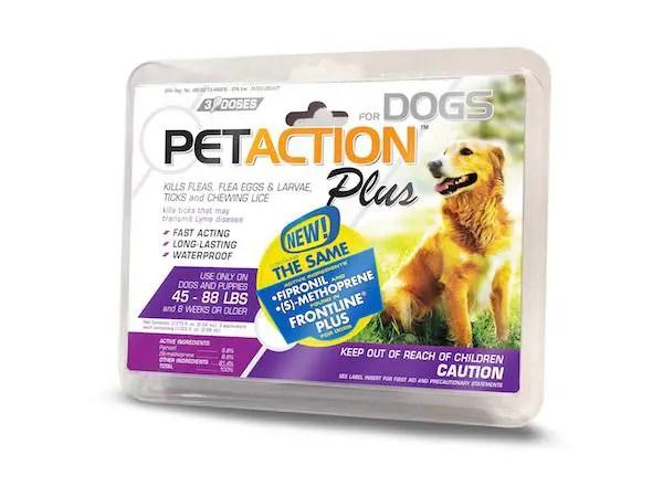 PetAction Product Printable Coupon