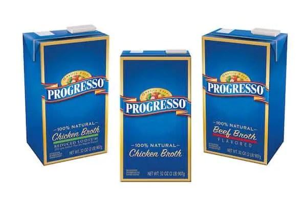 Progresso Broths Printable Coupon