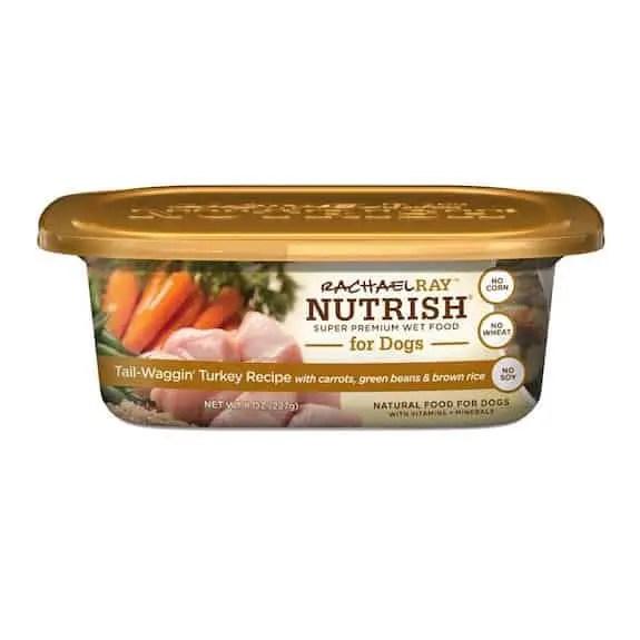 Rachael Ray Nutrish Wet Dog Food Tubs 8oz Printable Coupon