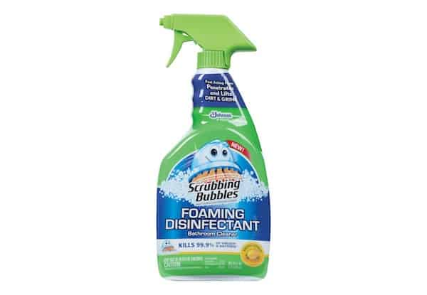 Scrubbing Bubbles Multi-Surface Bathroom Cleaner 32oz Printable Coupon