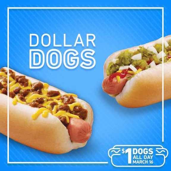 Sonic Hot Dogs Printable Coupon