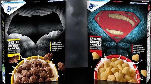 Superman and Batman Cereal Printable Coupon