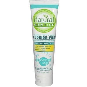 The Natural Dentist Toothpaste Printable Coupon
