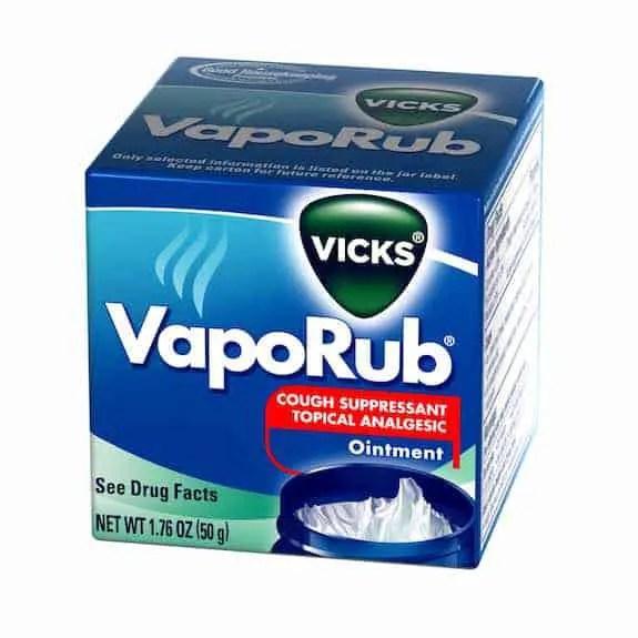 Vicks VapoRub Printable Coupon