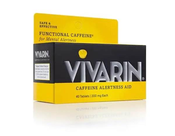 Vivarin Caffeine Alertness Aid Printable Coupon