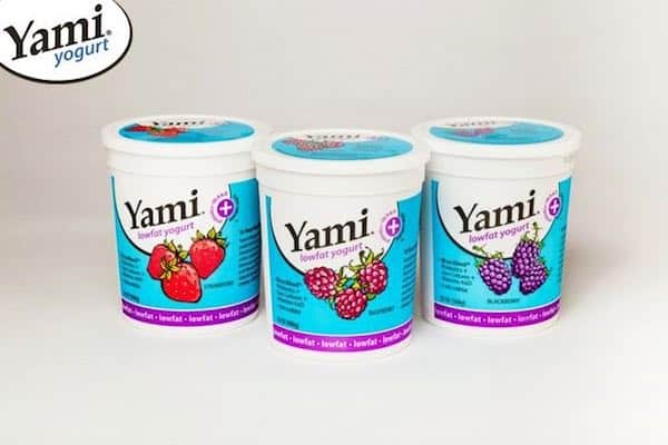 Yami Yogurt Products Printable Coupon