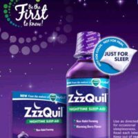Zzzquil 6oz Bottles FREE At CVS This Week!
