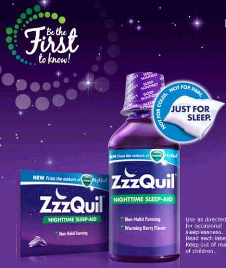 Zzzquil Printable Coupon