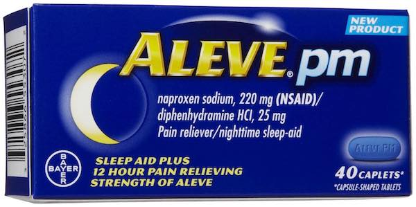Aleve PM Product Printable Coupon