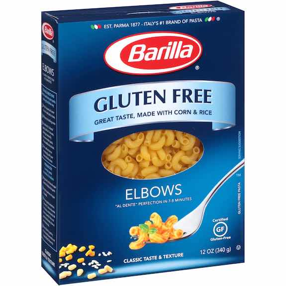 Barilla Gluten Free Pasta Printable Coupon