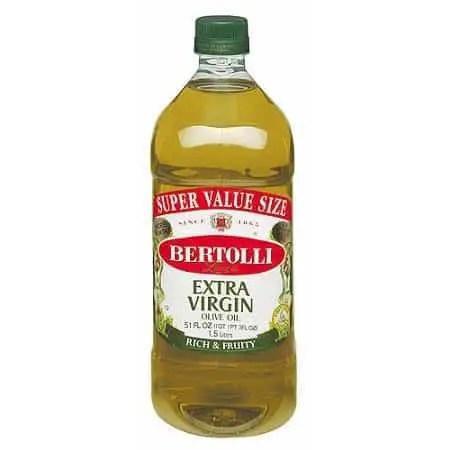 Bertolli 51oz Olive Oil Printable Coupon