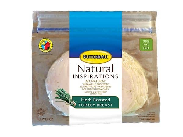 Butterball Natural Inspirations Lunchmeat Printable Coupon