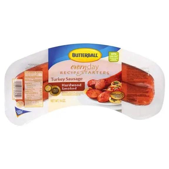 Butterball Turkey Dinner Sausage Printable Coupon