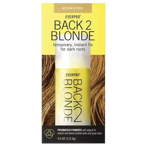 EverPro Back2Blonde Product Printable Coupon