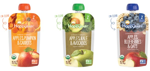 Happy Baby Clearly Crafted Pouches Printable Coupon