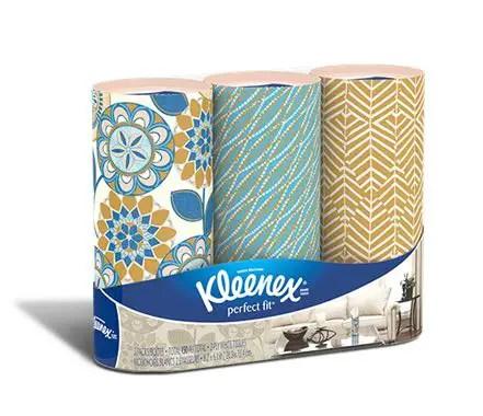 Kleenex Perfect Fit Tissue 4pk Printable Coupon