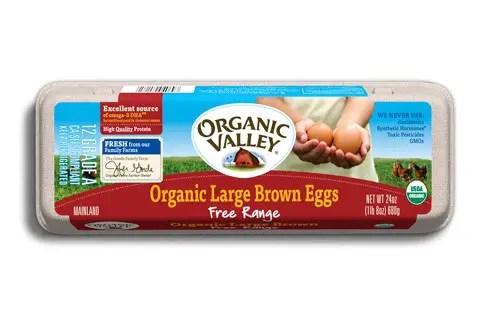 Organic Valley Eggs Printable Coupon