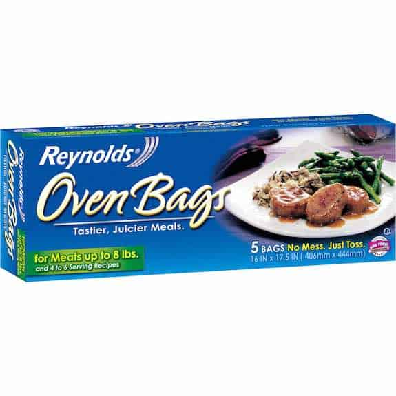 Reynolds Oven Bags 5ct Printable Coupon