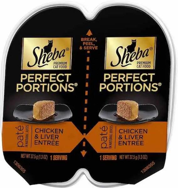 Sheba Perfect Portion Food for Cats Printable Coupon