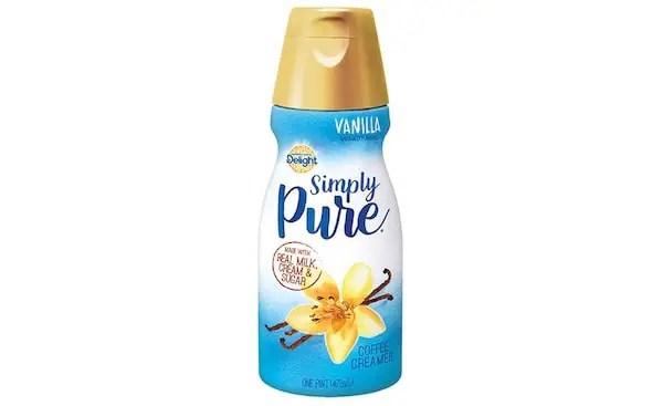 Simply Pure Coffee Creamer Pint Printable Coupon