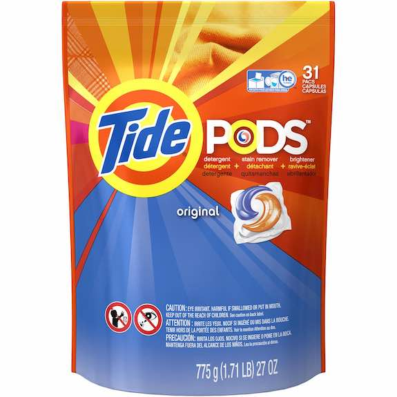 Tide Pods 31ct Printable Coupon