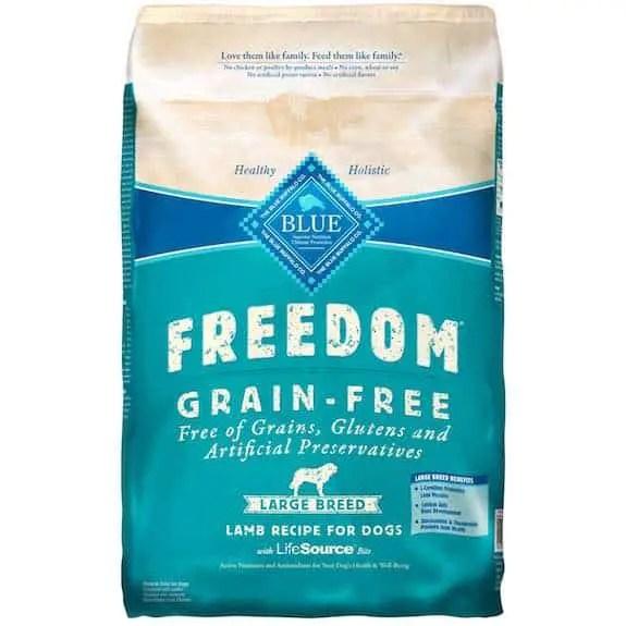 Blue Buffalo Freedom Dog Food Printable Coupon