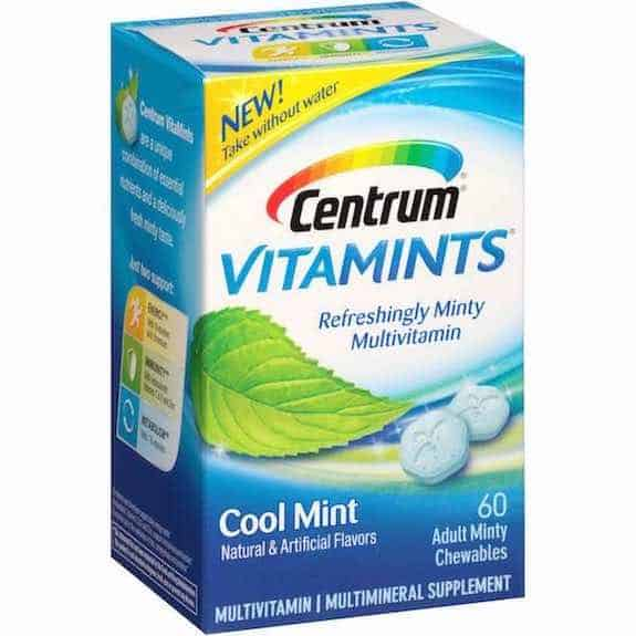 Centrum VitaMints 60 Printable Coupon
