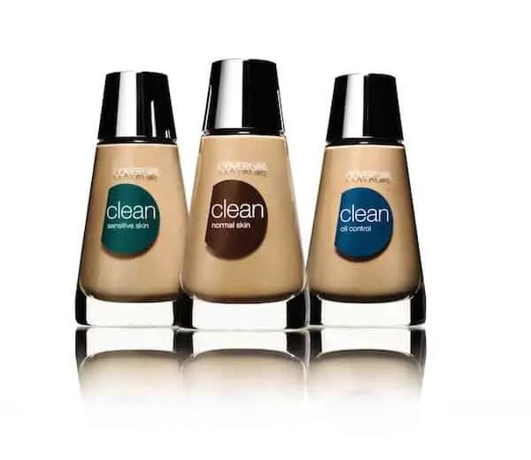 CoverGirl Clean Liquid Makeup Printable Coupon