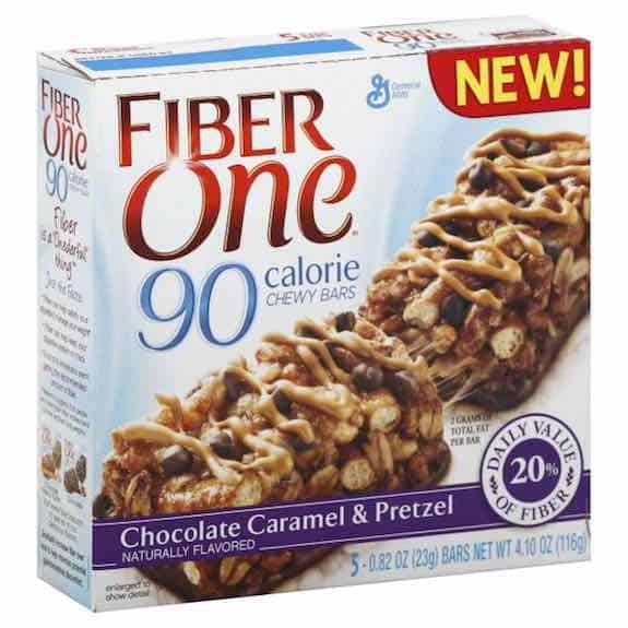 Fiber One 90 Calorie Chewy Bar Printable Coupon