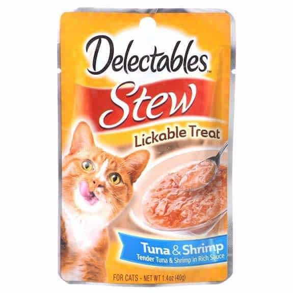 Hartz Delectables Cat Treats Printable Coupon