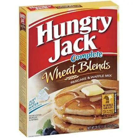 Hungry Jack Pancake & Waffle Mix Printable Coupon