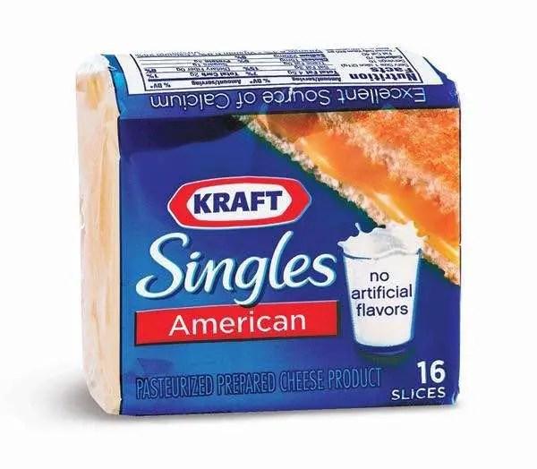 Kraft American Cheese Singles 16ct Printable Coupon