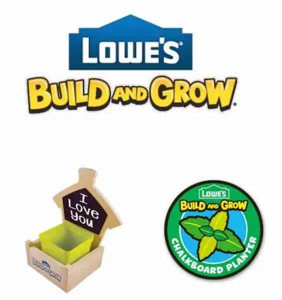 Lowes Build And Grow Printable Coupon