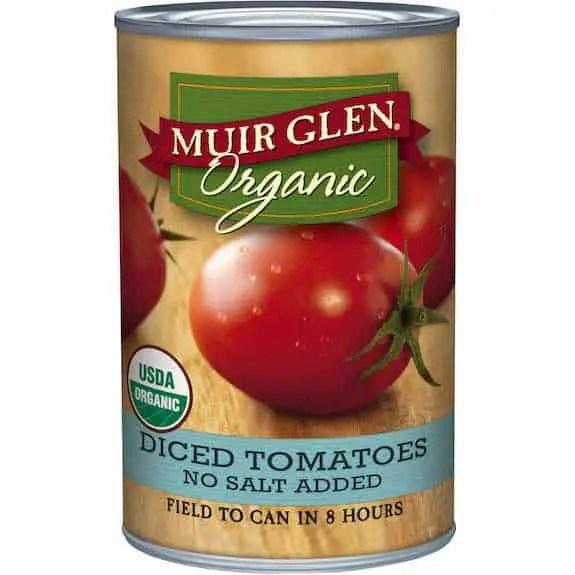 Muir Glen Organic Diced Tomatoes Printable Coupon