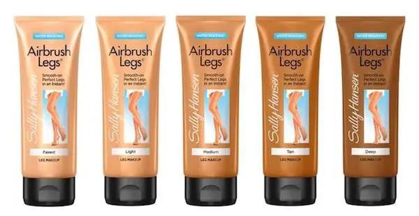 Sally Hansen Airbrush Legs Printable Coupon