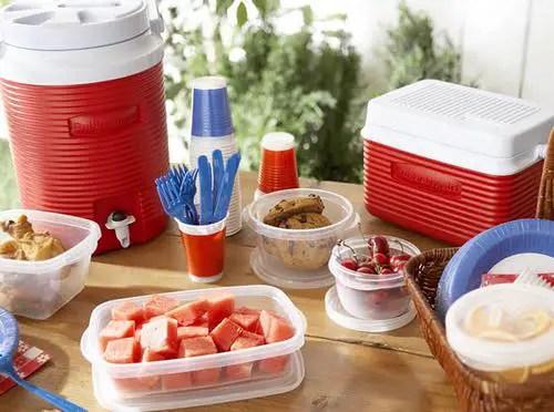 4th of July Pinic Food Printable Coupon