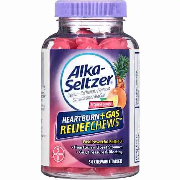 Alka-Seltzer Heartburn Relief Chews Printable Coupon