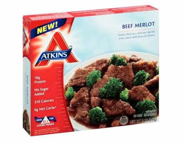 Atkins Beef Merlot Printable Coupon