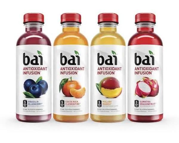 Bai Drinks Printable Coupon