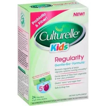 Culturelle Kids Regularly Gentle-Go Formula Printable Coupon