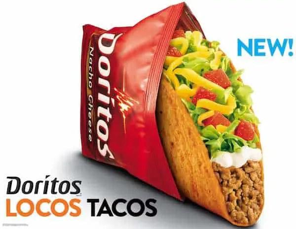 Doritos Locos Tacos Printable Coupon