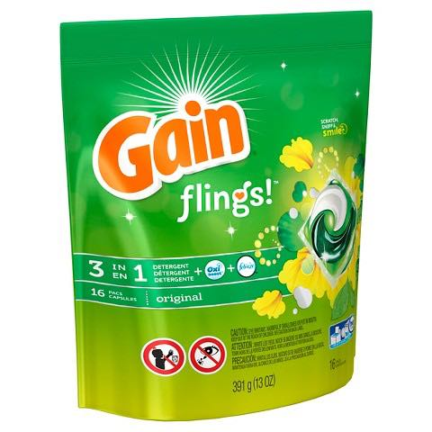 Gain Flings 16ct Printable Coupon