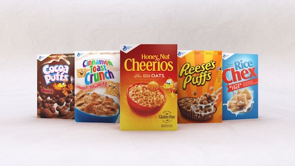General Mills Cereal Printable Coupon