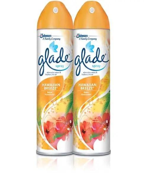 Glade Air Fresheners Printable Coupon