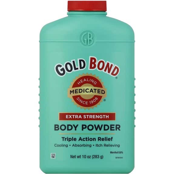 Gold Bond Body Powder Printable Coupon