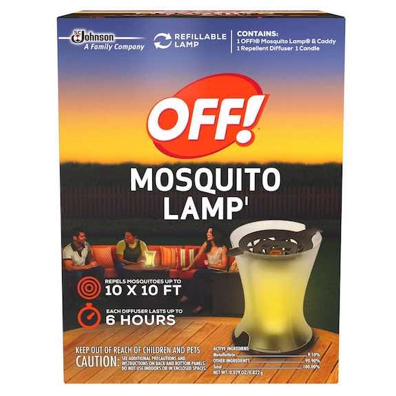 OFF Mosquito Lamp Printable Coupon