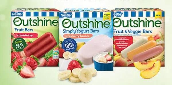 Outshine Fruit Bars Printable Coupon